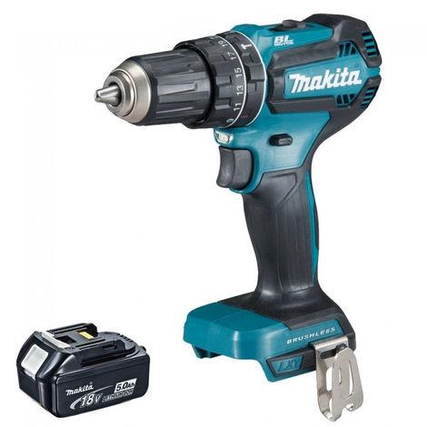 Makita 18V Combi Drill Brushless Cordless T4TKIT-454