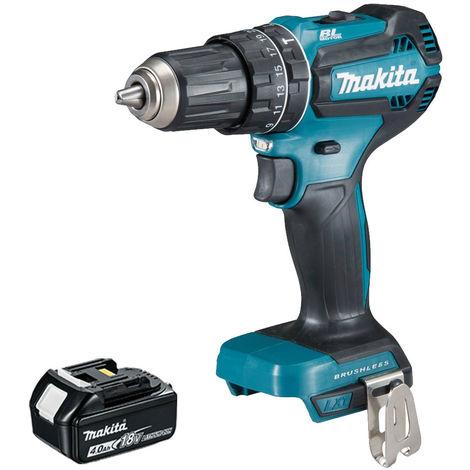 Makita 18V Combi Drill Brushless Cordless T4TKIT-455