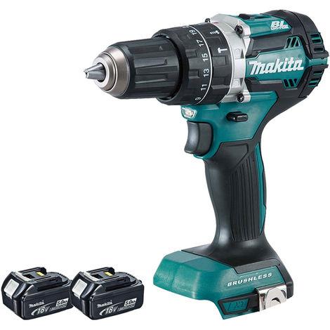 Makita 18V Combi Drill Brushless Cordless T4TKIT-467:18V