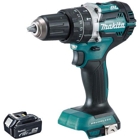 Makita 18V Combi Drill Brushless Cordless T4TKIT-468:18V