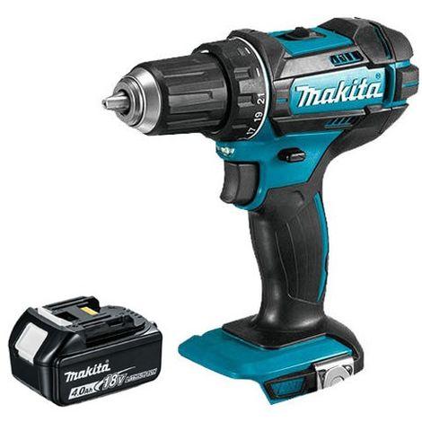 Makita 18V Combi Drill Cordless T4TKIT-486