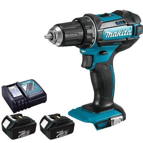 Makita 18V Combi Drill Cordless T4TKIT-489:18V