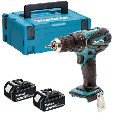 Makita 18V Combi Hammer Drill Cordless T4TKIT-513:18V