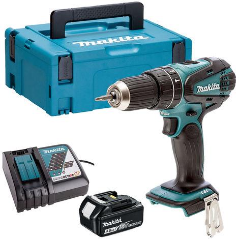 Makita 18V Combi Hammer Drill Cordless T4TKIT-518:18V