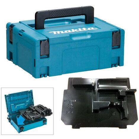 Makita 18v Drill Case Makpac - Suits DHP481 DHP456 DHP458 DHP482 DHP459 DHP481