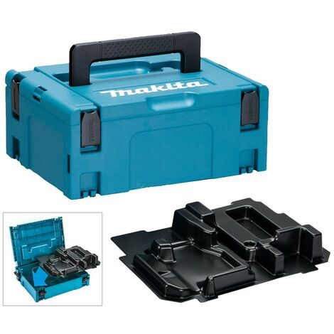 Makita 18v Impact Wrench Makpac Tool Case and Inlay for DTW190Z