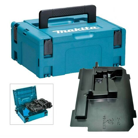 Makita 18v Impact Wrench Makpac Tool Case +Inlay for DTW285 DTW181 DTW300 DTW190
