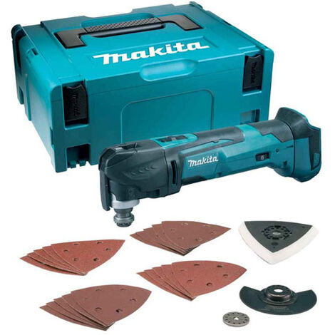 Makita 18V Oscillating Multi Tool Cutter Cordless T4TKIT-48
