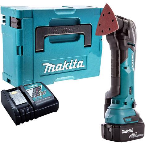 Makita 18V Oscillating Multi Tool Cutter Cordless T4TKIT-61:18V
