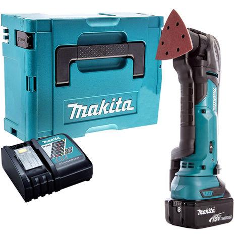 Makita 18V Oscillating Multi Tool Cutter Cordless T4TKIT-68:18V