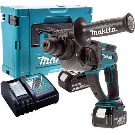 Makita 18V SDS+ Hammer Drill Cordless T4TKIT-430:18V