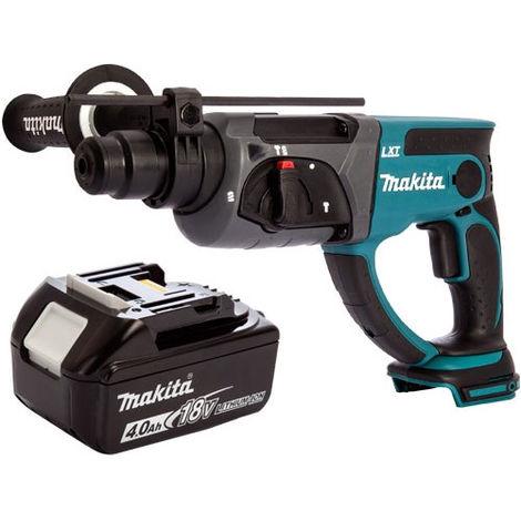 Makita 18V SDS+ Rotary Hammer Drill Cordless T4TKIT-438