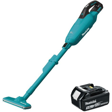 Makita 18V Stick Vacuum Cleaner Brushless Cordless T4TKIT-593