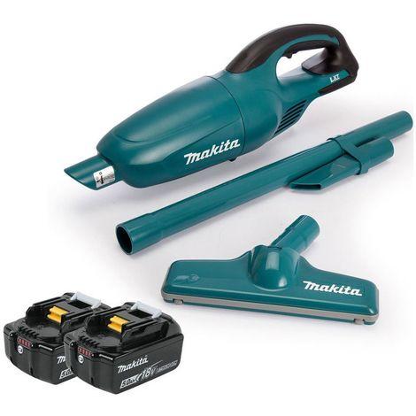 Makita 18V Vacuum Cleaner Cordless T4TKIT-596:18V