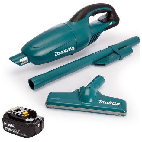 Makita 18V Vacuum Cleaner Cordless T4TKIT-597:18V