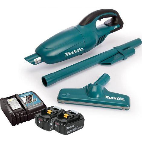 Makita 18V Vacuum Cleaner Cordless T4TKIT-599:18V