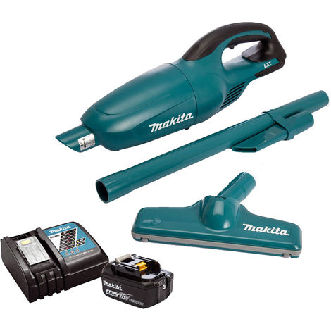 Makita 18V Vacuum Cleaner Cordless T4TKIT-600:18V
