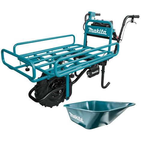 Makita 18V Wheelbarrow Brushless Cordless T4TKIT-589:18V