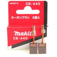 Makita 194427-5 Kohlebürsten CB-440-CB-448 Original BDA340,-BDA341,-BDA350,