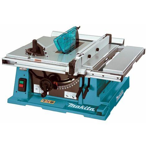 Makita 2704 Scie sur table et à coupe d'onglet - 1650W - 260 x 30mm