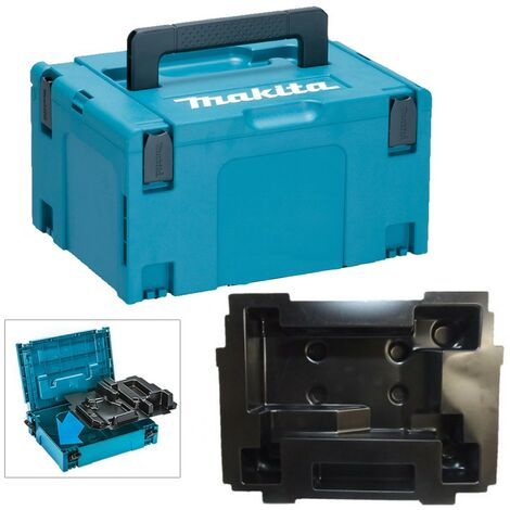 Makita 3 Inch Belt Sander Makpac Tool Case and Inlay for Models 9911