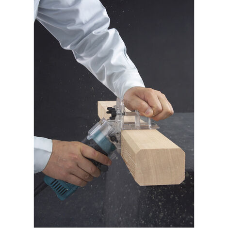 Makita 3710 - Affleureuse - 530W - 6mm