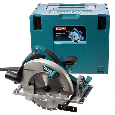 Makita 5008MGAJ 210mm Circular Saw 1800W 110V