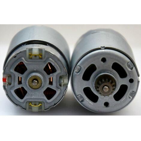Makita 629898-2 Motor BDF343 original 14,4 Volt 629898-2 , 629874A4 für BDF343 ab BJ: Nov 2011