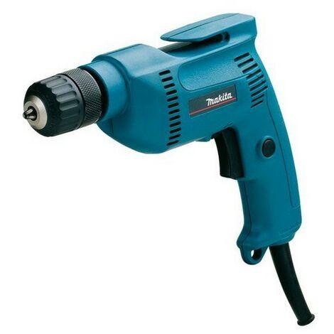 MAKITA 6408 - Taladro 530w 2500 rpm portabrocas 10 automatico