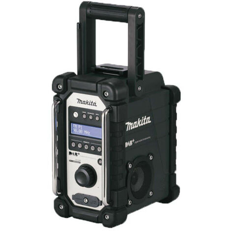 MAKITA 7.2-18V site radio without battery and charger DMR110B