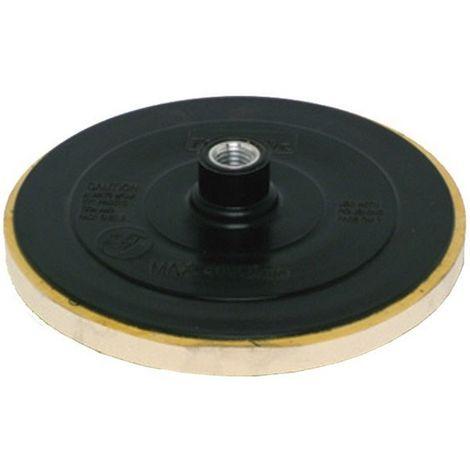 MAKITA 743053-3 - Plato de velcro m14 y 165 mm para lijadora-pulidora de disco