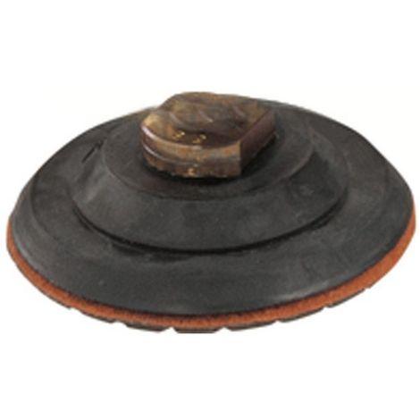 MAKITA 743080-0 - Plato de velcro de 100 mm para pulidora pw5000ch