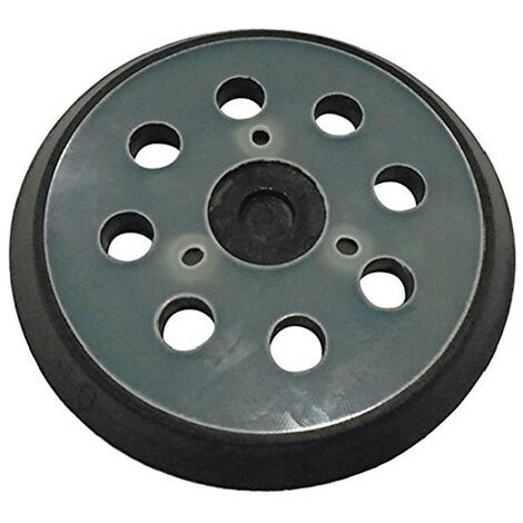 Makita 743081-8 Round Hook and Loop Backing Pad - 125mm