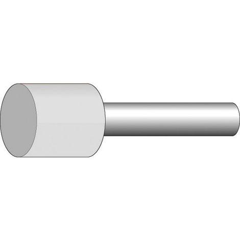 MAKITA 794051-0 - Muela de 6 mm tipo a para acero medio insercion de 3