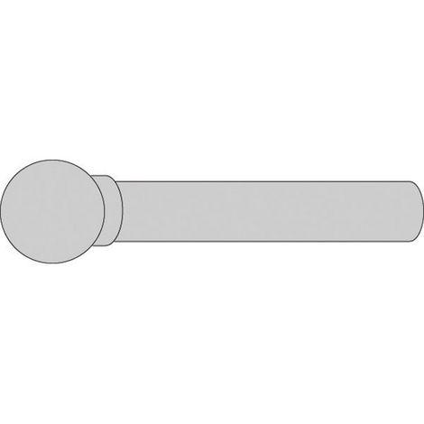 MAKITA 794059-4 - Muela de 10 mm tipo a para acero medio insercion de 3