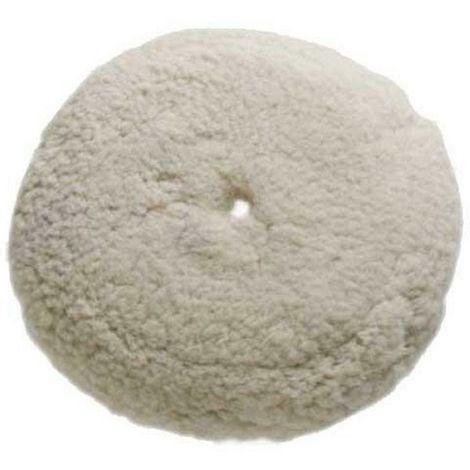 MAKITA 794176-0 - Boina de lana de 180 mm para lijadora-pulidora de disco