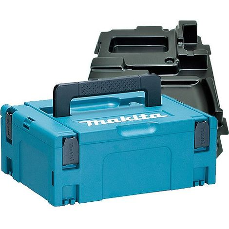 Makita 821550-0 Stackable Case Medium Size With Inlays 837670-0