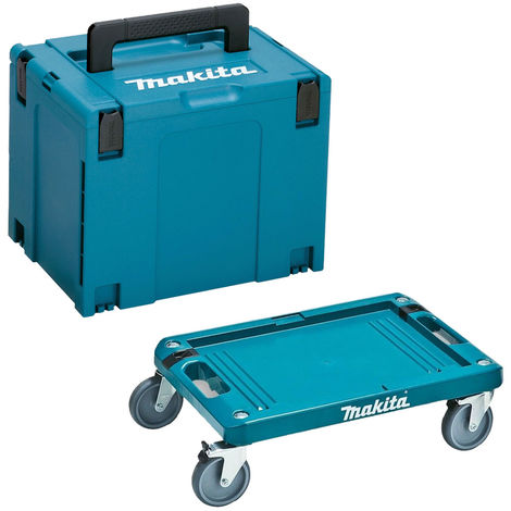 Makita 821552-6 Type 4 Makpac Case Large With P-83886 Trolley No Inlay