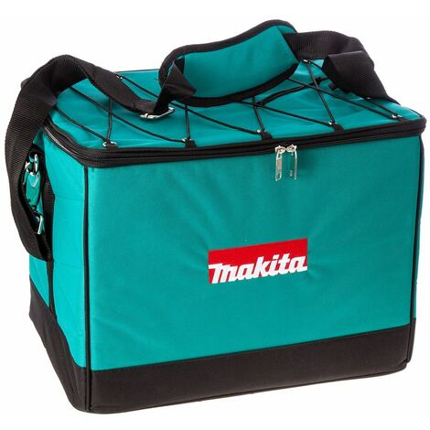 "Makita 831327-5 16""/41cm Canvas Nylon Hard Base Tool Bag"