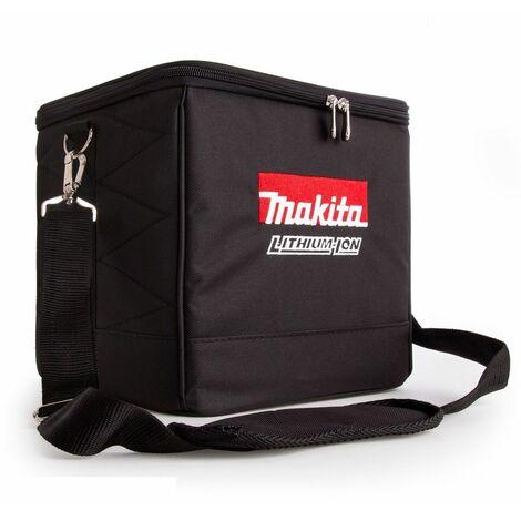Makita 831373-8 Black Cube Tool Bag 10 Inch/225mm