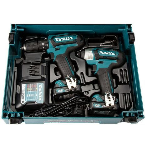 Makita 838439-5 MAKPAC Inlay Type 1 Case Drill Impact Driver HP331D DF331D TD110
