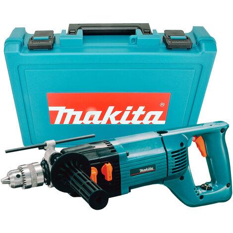 Makita 8406C 13mm Diamond Core Drill - Rotary & Percussion 240V In Case