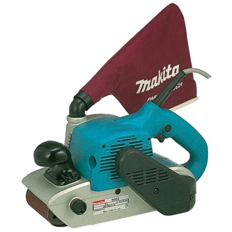 Makita 9403 240V 1250W 100mm Belt Sander