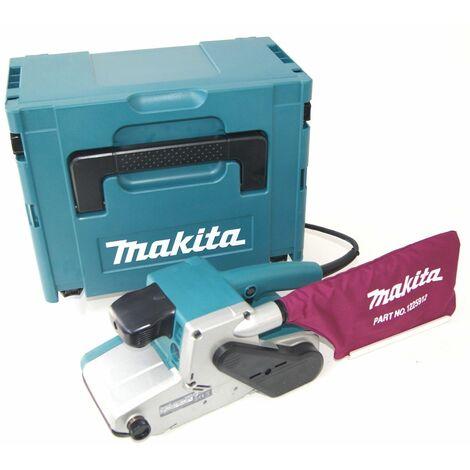 Makita 9404J Lijadora de banda en Mbox - 1010W - 100 x 610mm