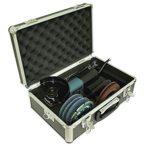 MAKITA 9557NBRX2 - Miniamoladora 840w 115mm maletín con acc.