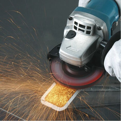 Makita 9558NBR / 9558HNR Amoladora angular - 840W - 125mm