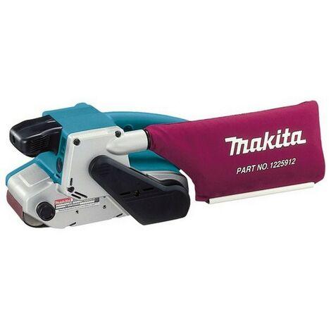 MAKITA 9903 - Lijadora de banda 76x533mm 1010w 210-440 m/min 4.3 kg