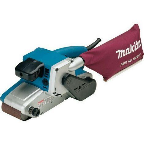 MAKITA 9920 - ponceuse à bande 76x610mm 1010w 210-440 m/min 4.5 kg