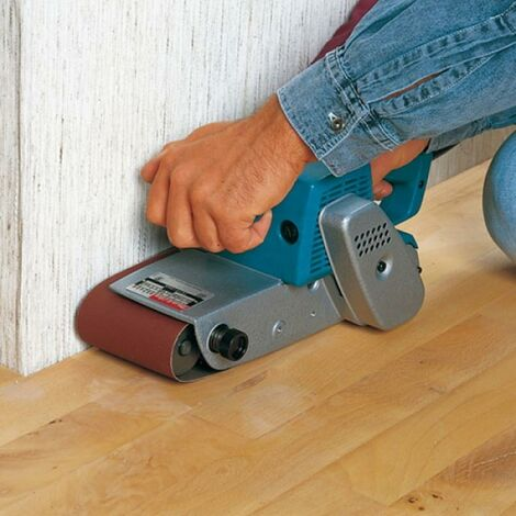 Makita 9924DB Ponceuse à bande - 850W - 76 x 610mm