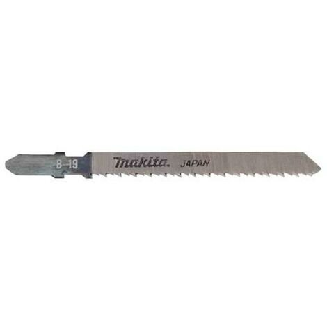 Makita A-85715 Jigsaw Blades Designed for Wood (Pack of 5)